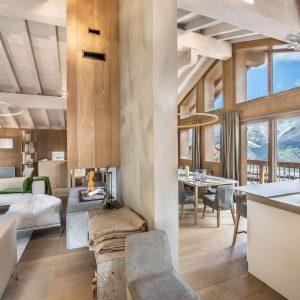 Family Chalets Alpine Chic ★ Courchevel | Meribel | Megeve | Val d'Isere