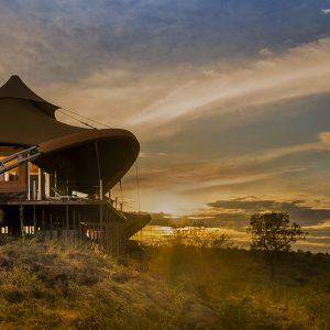 Mahali Mzuri 5* Kenia - Enjoy 3 nights for the price of 2 !