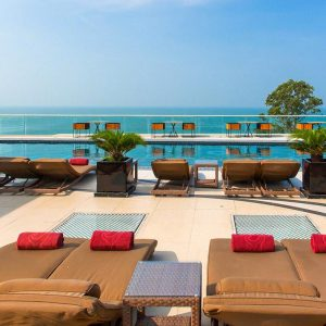 Centara Grand Mirage Beach Resort Pattaya 5* - Thailanda