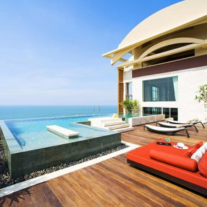 Centara Grand Mirage Beach Resort Pattaya (5*)