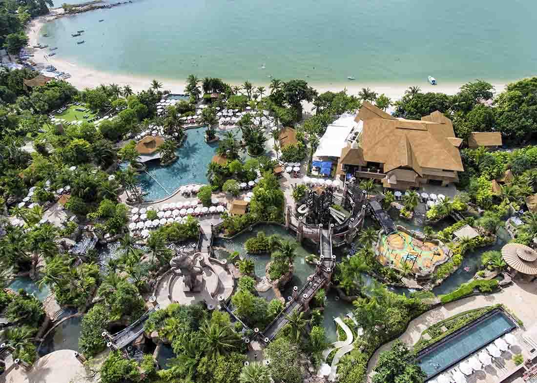 Centara Hotel Pattaya Booking