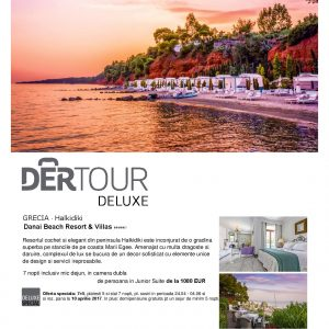 Danai Beach Resort & Villa ( 5*)