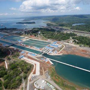 Excursie cu elicopterul deasupra Canalului Panama