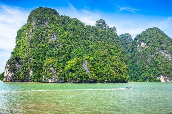 ASIA DE SUD - THAILANDA - Phang Nga