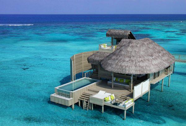 Laamu Atoll, Six SENSES