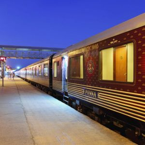 Maharaja's Express - The Luxury Train