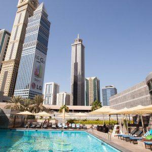 ORIENT - U.A.E - Dubai - Jumeirah Emirates Towers Hotel