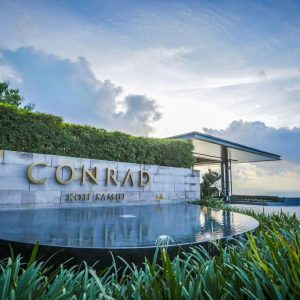Conrad Koh Samui (5*) - Thailanda