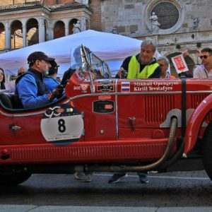Mille Miglia – Live on tour