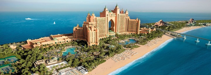 Emiratele Arabe Unite - Dubai - Atlantis The Palm