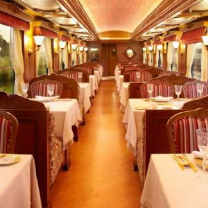 The Maharajas' Express
