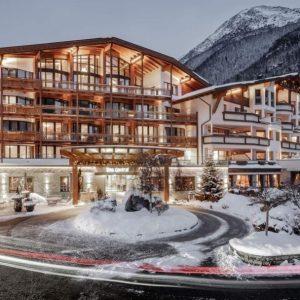 AUSTRIA - Soelden, Tirol -Hotel The Crystal