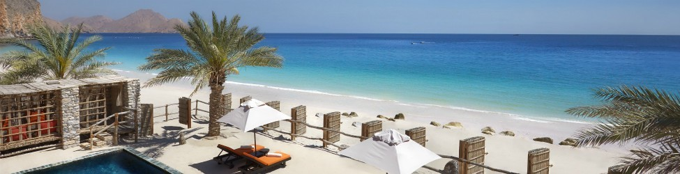 OMAN, Zighy Bay - Six Senses Zighy Bay