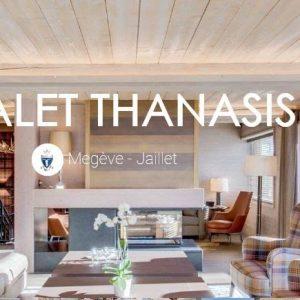 Chalet Thanasis Megève