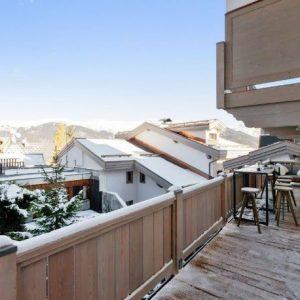 Apartment Panoramic Carré Blanc