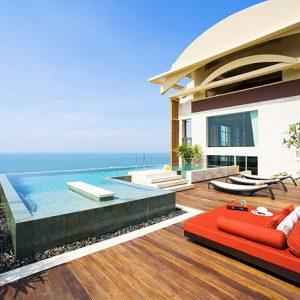 Centara Grand Mirage Beach Resort Pattaya (5*)