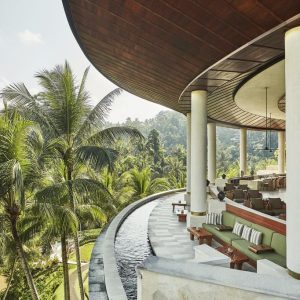 INDONEZIA - Bali, Ubud Four Seasons Resort Bali at Sayan *****