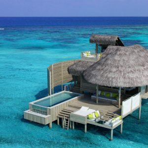 MALDIVE · Laamu-Atoll - Six Senses Laamu