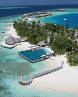 Nord-Malé-Atoll - Huvafen Fushi