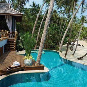 THAILANDA -  Koh Samui - Four Seasons Resort Koh Samui