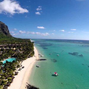 Mauritius  - LE MORNE - St. Regis