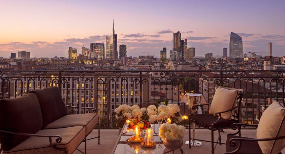 The Milan Fashion Week