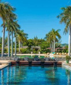 MAURITIUS · Beau Champ Four Seasons Resort Mauritius at Anahita