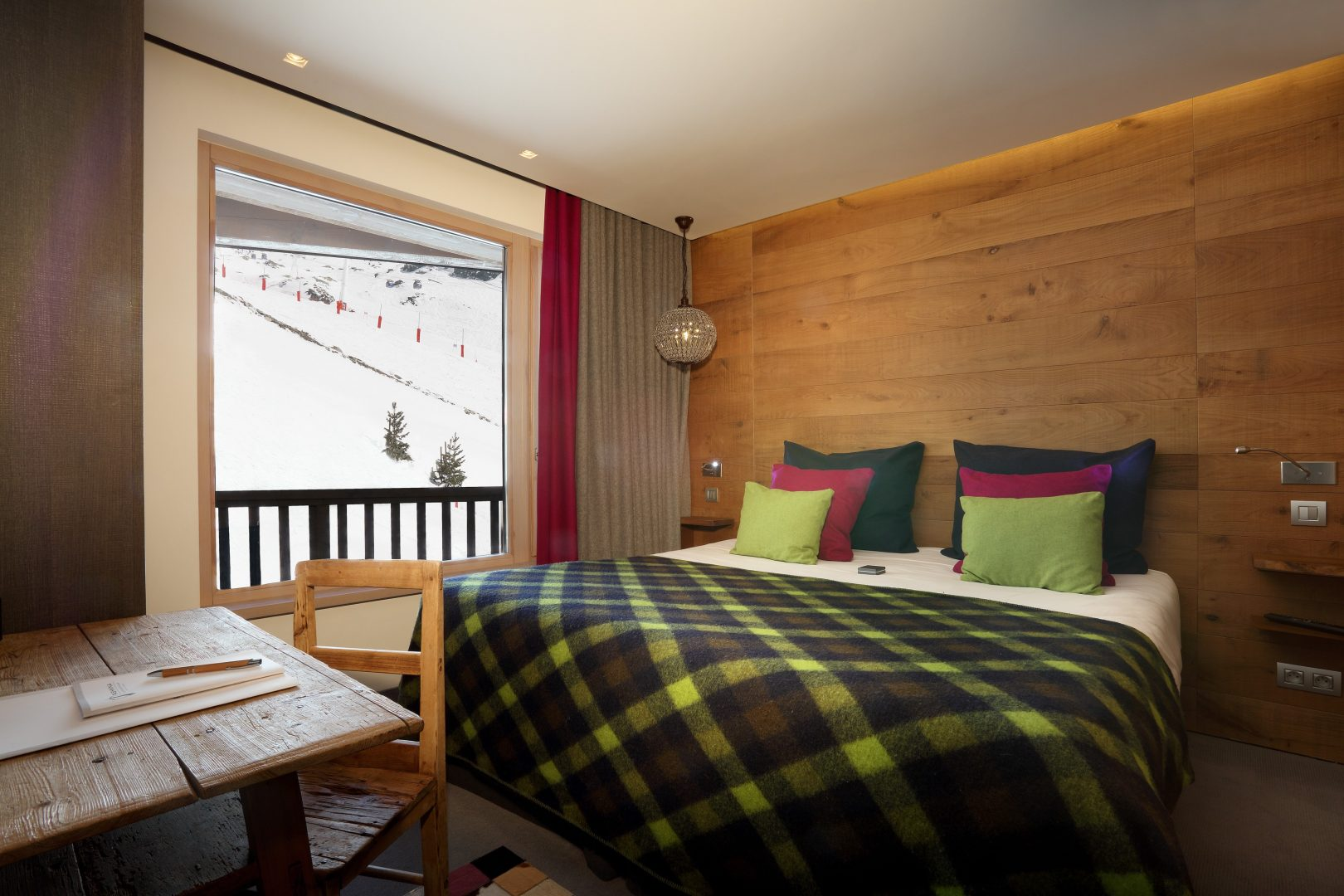 Hotel Pashmina, the Refuge *****  Val Thorens