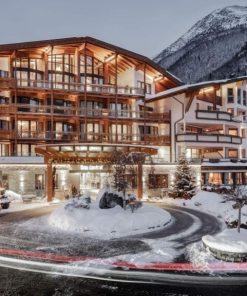 Soelden, Tirol -Hotel The Crystal