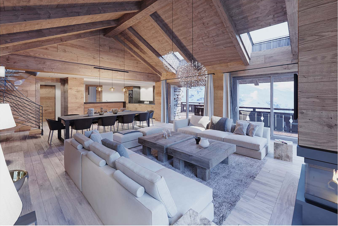 CHALET APPALOOSA | MERIBEL