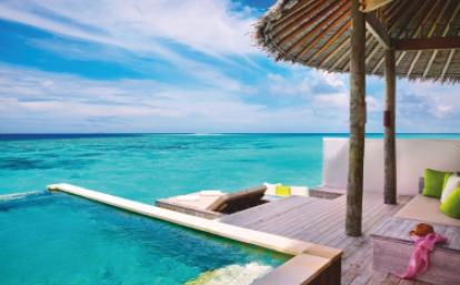 Maldive - Six Senses Laamu, 20% reducere si demipensiune inclusa!