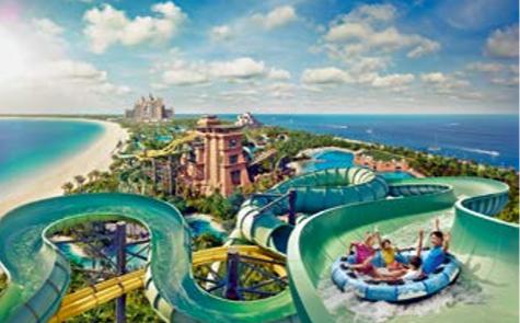Dubai - Atlantis, The Palm Flash Sale 51% si demipensiune gratuita!
