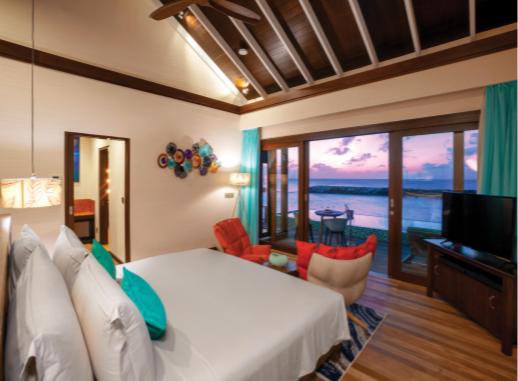 Vacanta in Kanifushi Maldives, reducere Early Booking 15%!