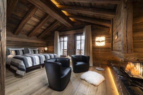 Descoperiti noua oaza de lux si intimitate din Alpii francezi