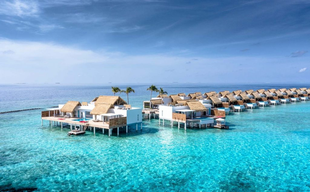 Simțiți din nou libertatea naturala la Emerald Maldives!