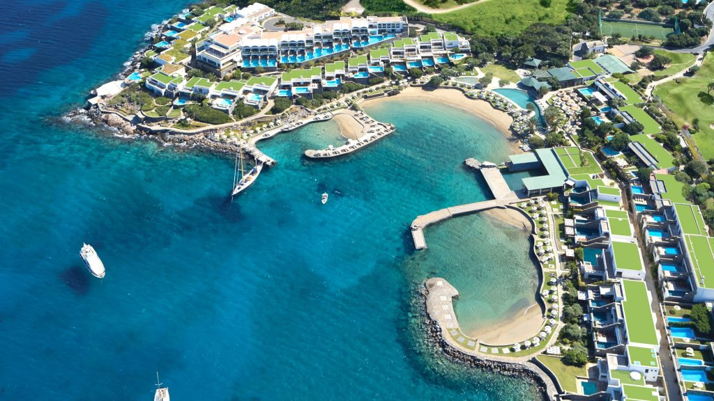 Elounda peninsula ALL SUITE HOTEL, cel mai exclusivist hotel din Grecia