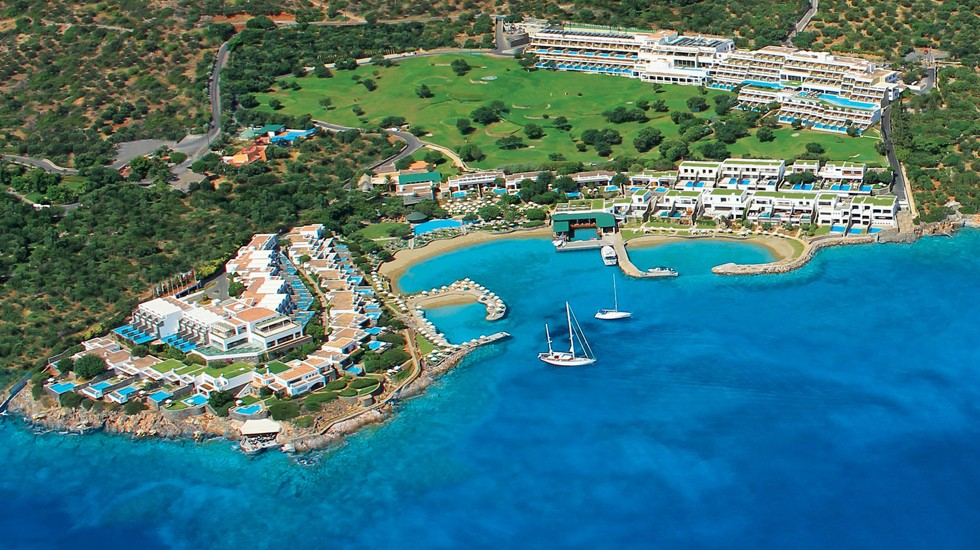 Porto elounda GOLF & SPA RESORT – o oaza de recreere