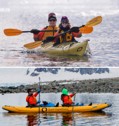 Croaziera polara exclusivista in Patagonia