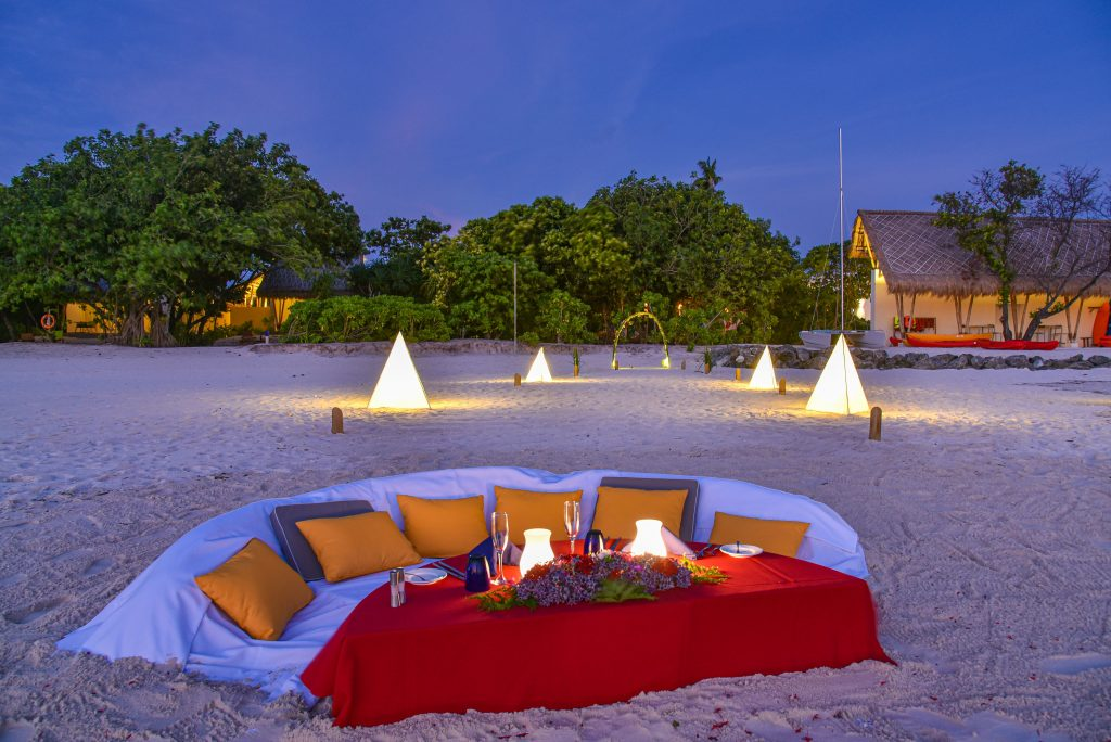 Topul celor mai romantice lucruri pe care poti sa le faci in Maldive