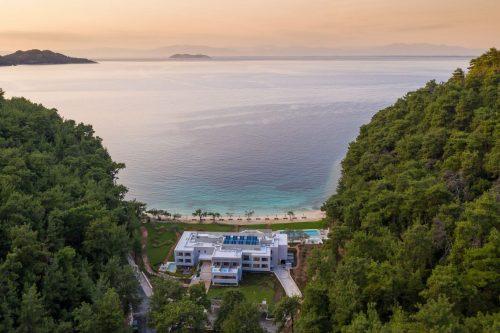 Insula Thassos  Vathi Cove Luxury Resort & Spa 5*